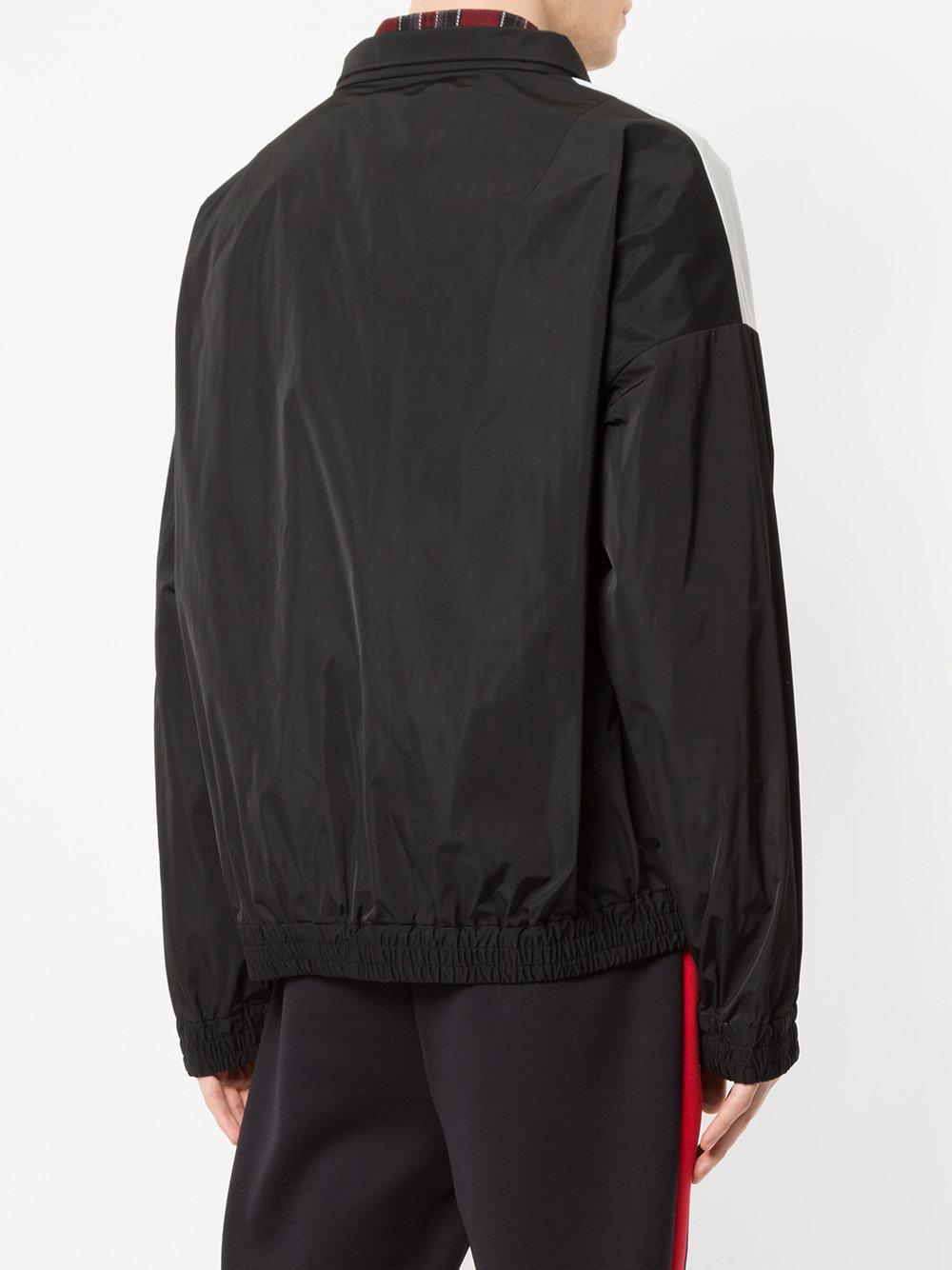 Ambush Colour Block Jacket In Black For Men Lyst