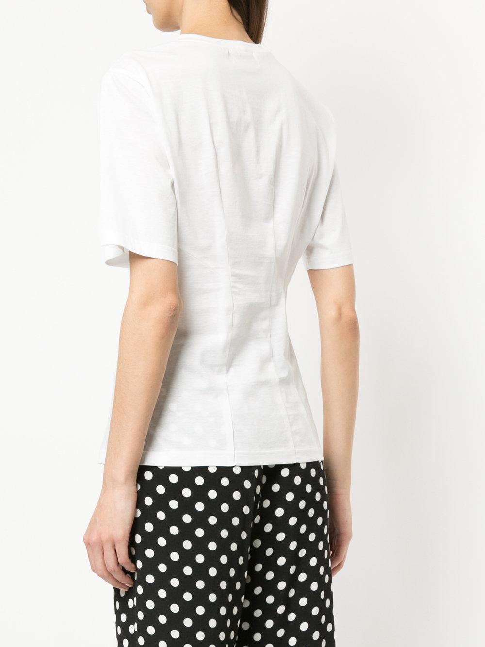 G.V.G.V. round neck T-shirt From China Sale Online 2018 New Online Z2YIt2Y