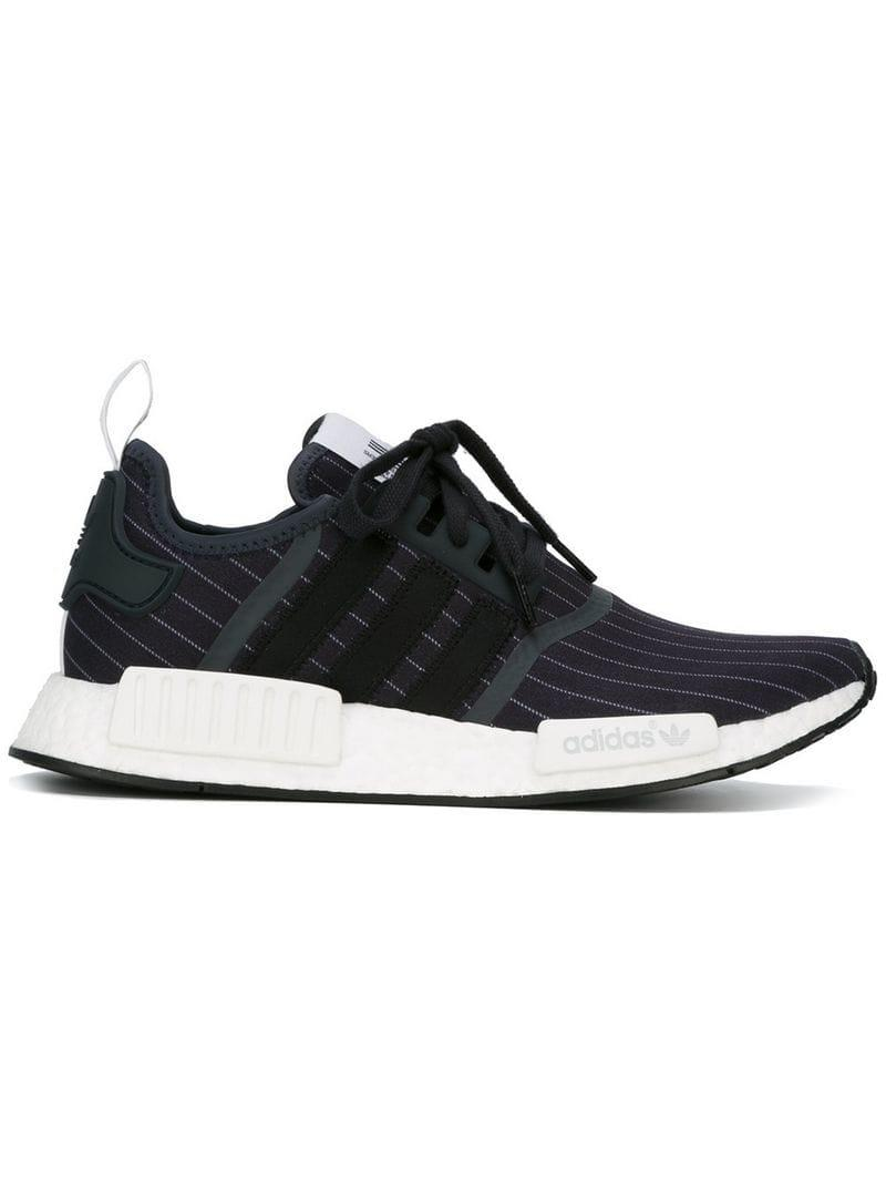 5798aa991 adidas. Men s Black Originals By Bedwin   The Heartbreakers  nmd R1 Bedwin   Sneakers