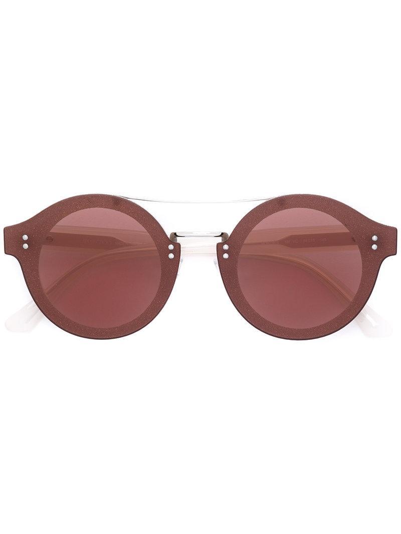 9113541ff7 Jimmy Choo. Gafas de sol Montie de mujer de color marrón