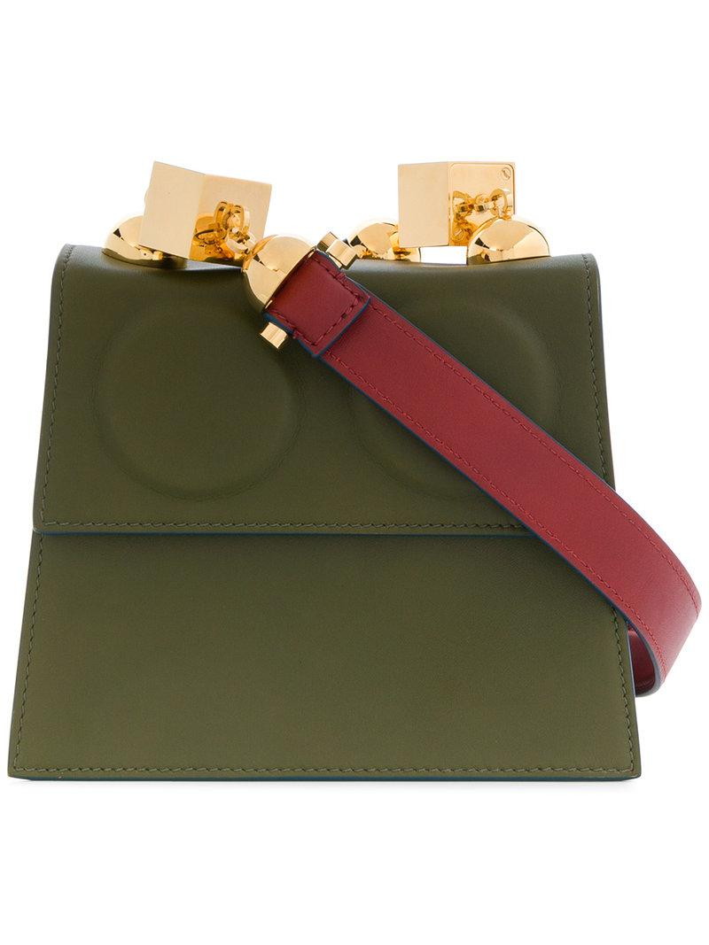 small Marionette bag - Green Marni opRLrh