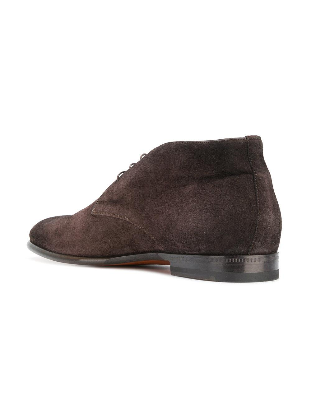 the best attitude 14ad6 f5aa8 santoni-Brown-Lace-up-Ankle-Boots.jpeg