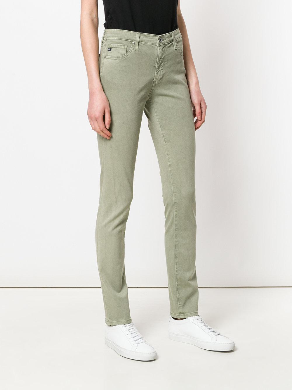 regular slim-fit jeans - Green AG - Adriano Goldschmied Sale Affordable tiJzxv
