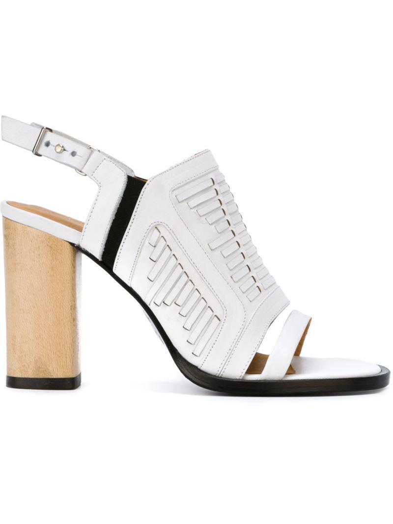 Lizzy sandals - Black Thakoon dFuG9so4tu