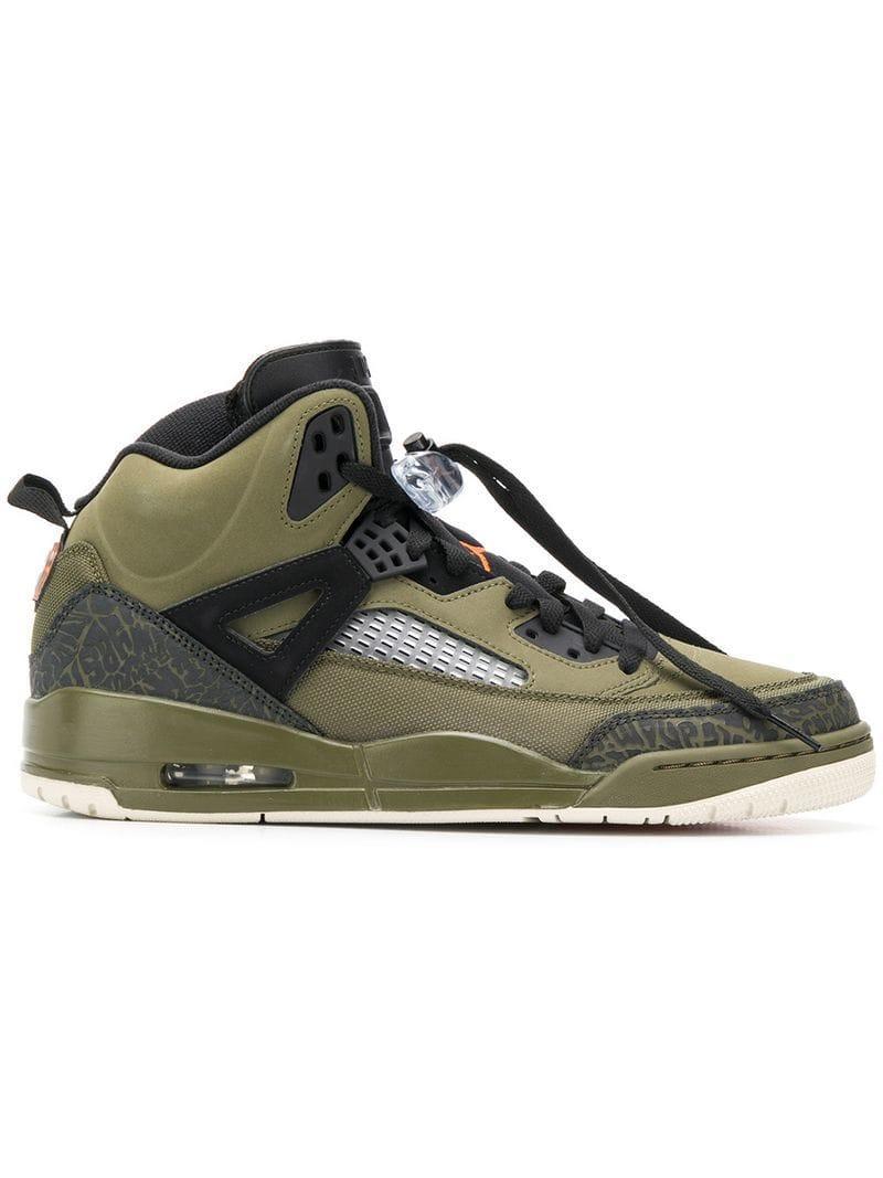 1ea833e50da096 Lyst - Nike X Spike Lee Spizike Sneakers in Green for Men