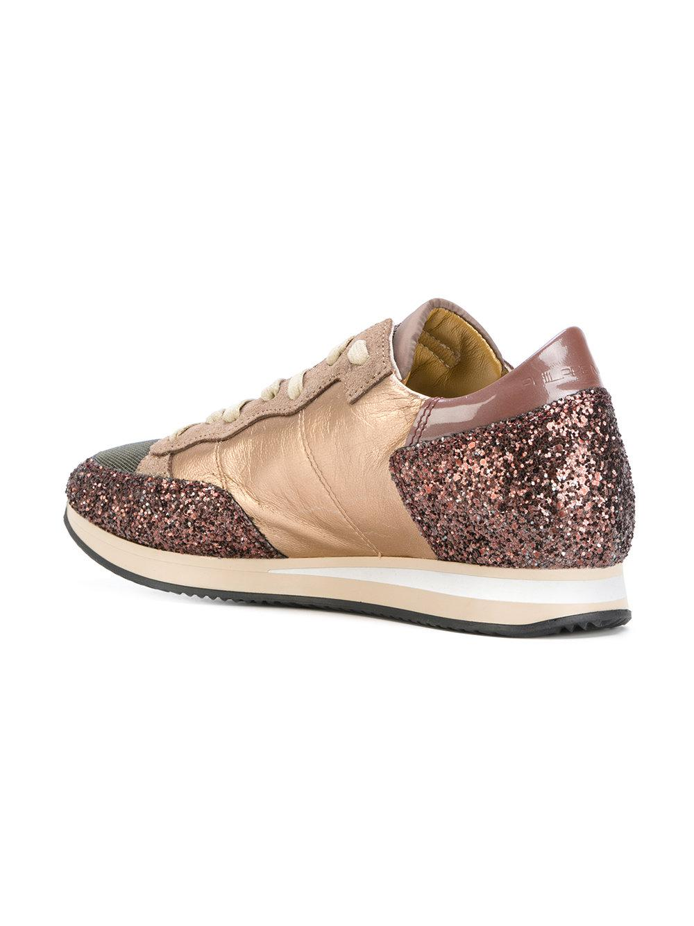 buy popular ae7e6 f5978 philippe-model-Multicolour-Glitter-Panel-Sneakers.jpeg