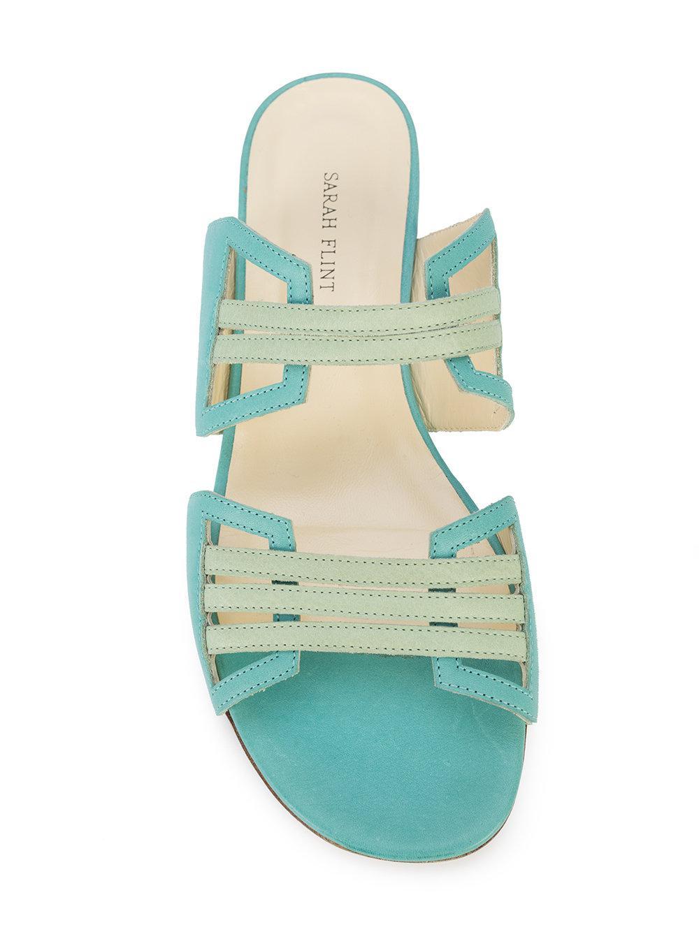 Bailey sandals - Blue Sarah Flint 4D8cDp