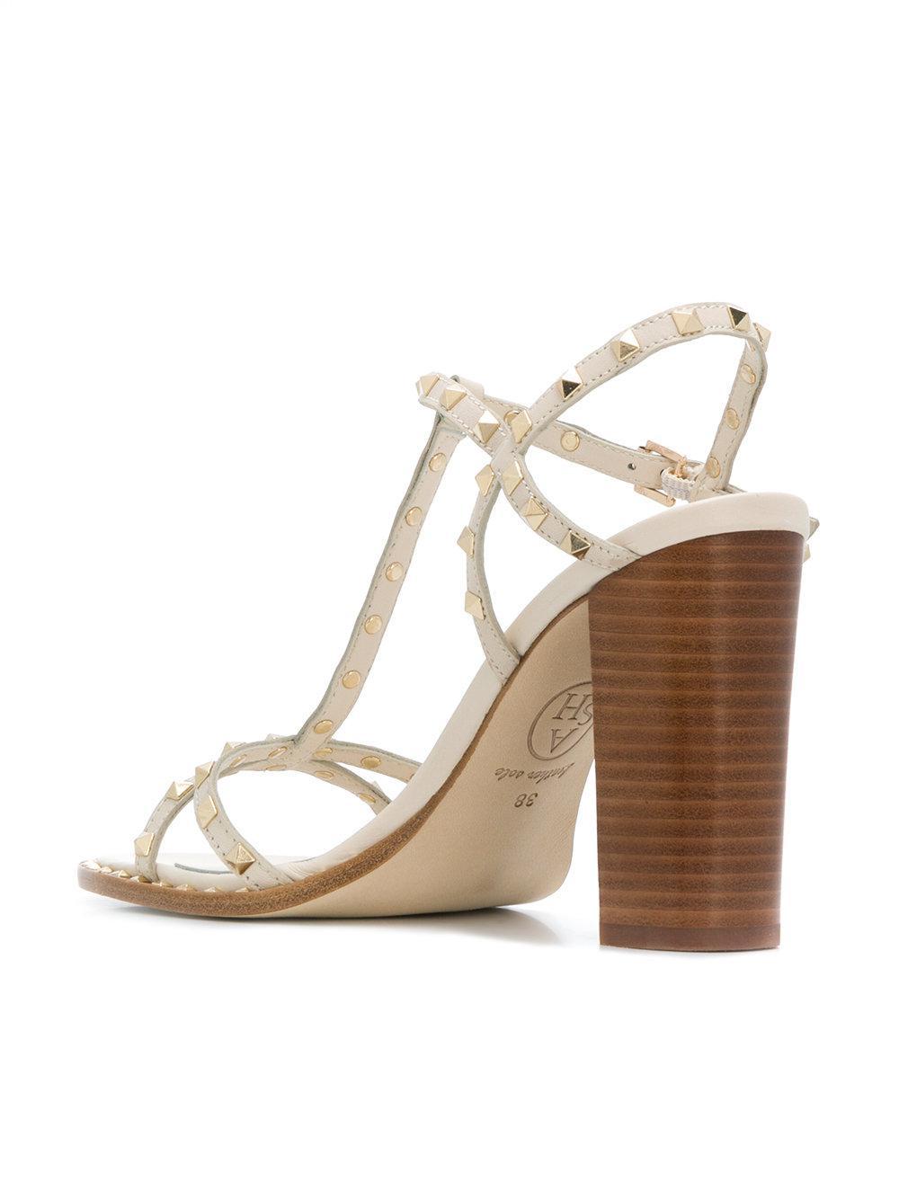 Sandales En Daim Luna - BeigeCult Gaia QwVwp
