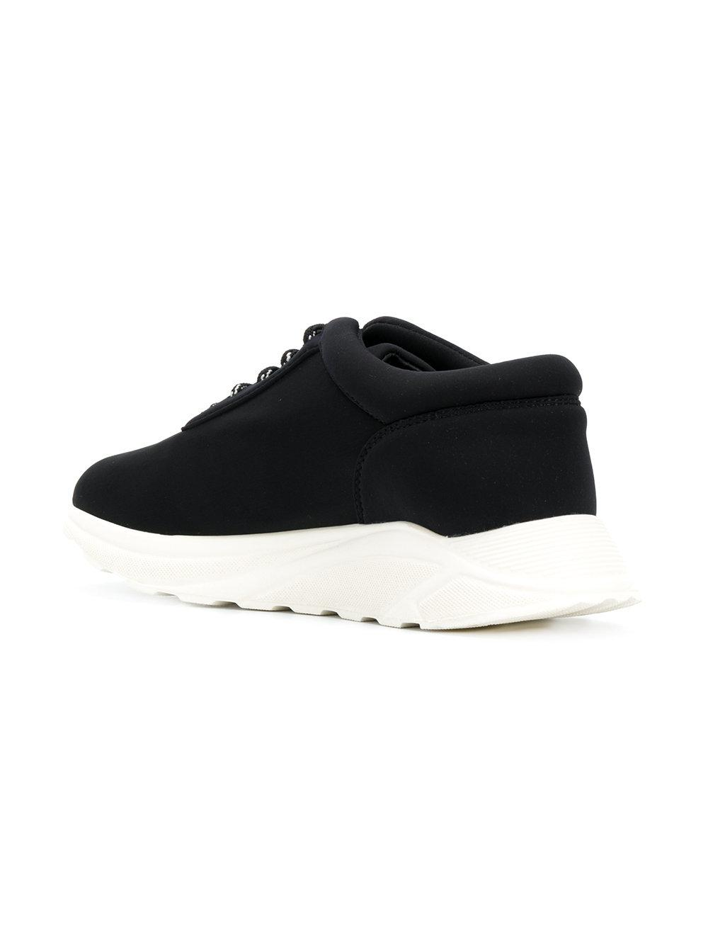 Joshua SandersLOGO - High-top trainers - black uKpoJILDp
