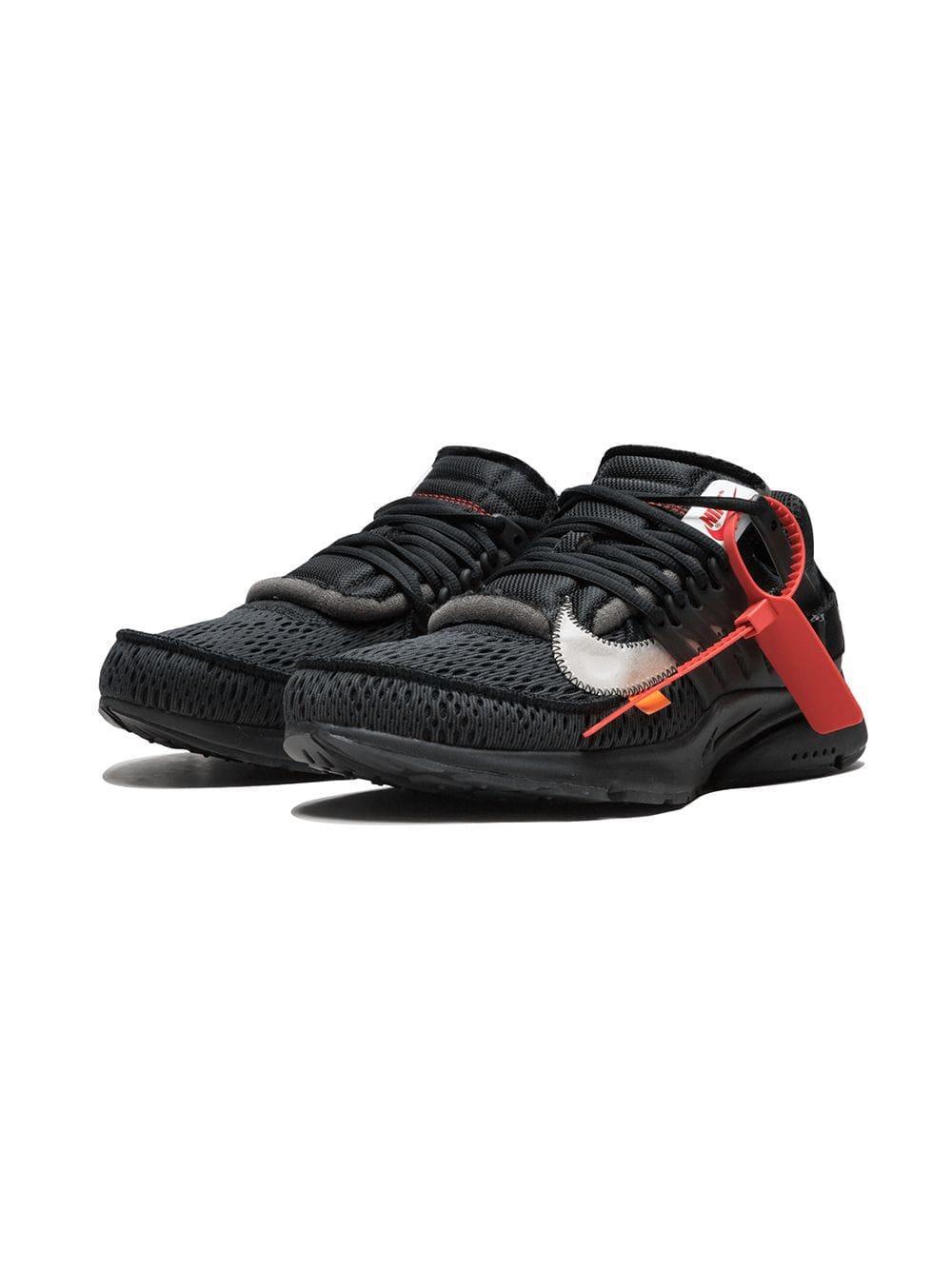 268ea018c Nike - Black The 10   Air Presto for Men - Lyst. View fullscreen