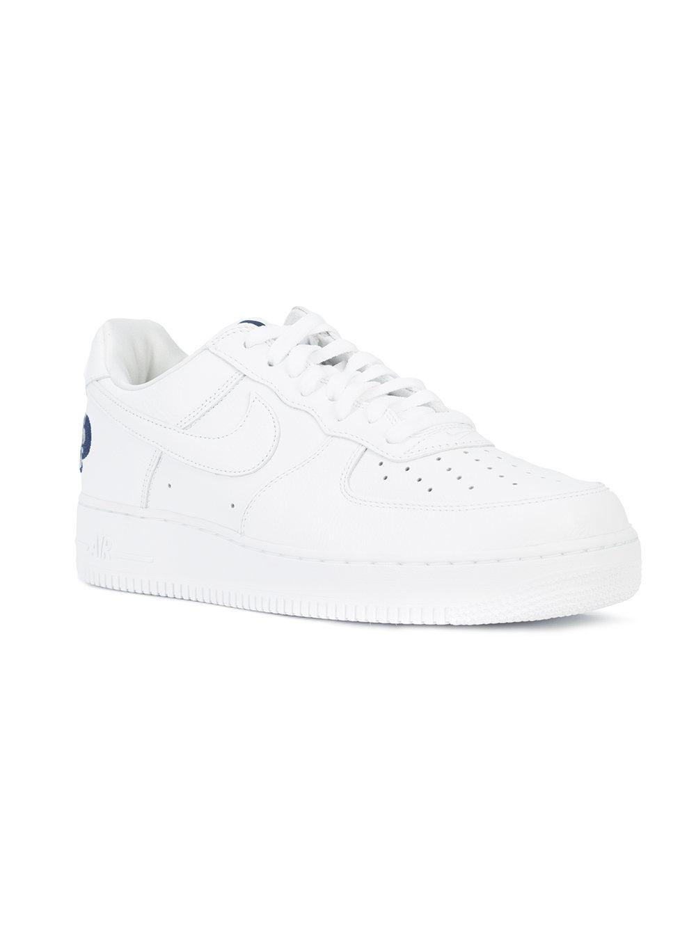 43aa11c947c Nike - White Air Force One Sneakers for Men - Lyst. View fullscreen