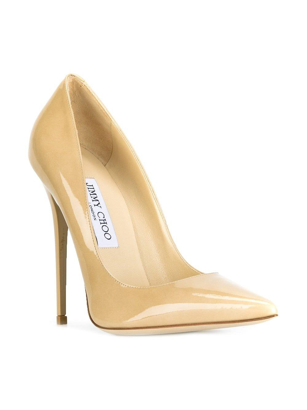 19568e8faeaa Lyst - Jimmy Choo Anouk 120 Pumps