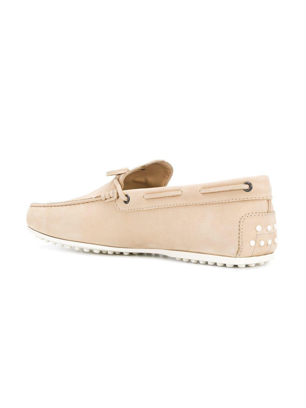 0ced783de9a Lyst - Tod S Laccetto City Gommino Loafers for Men