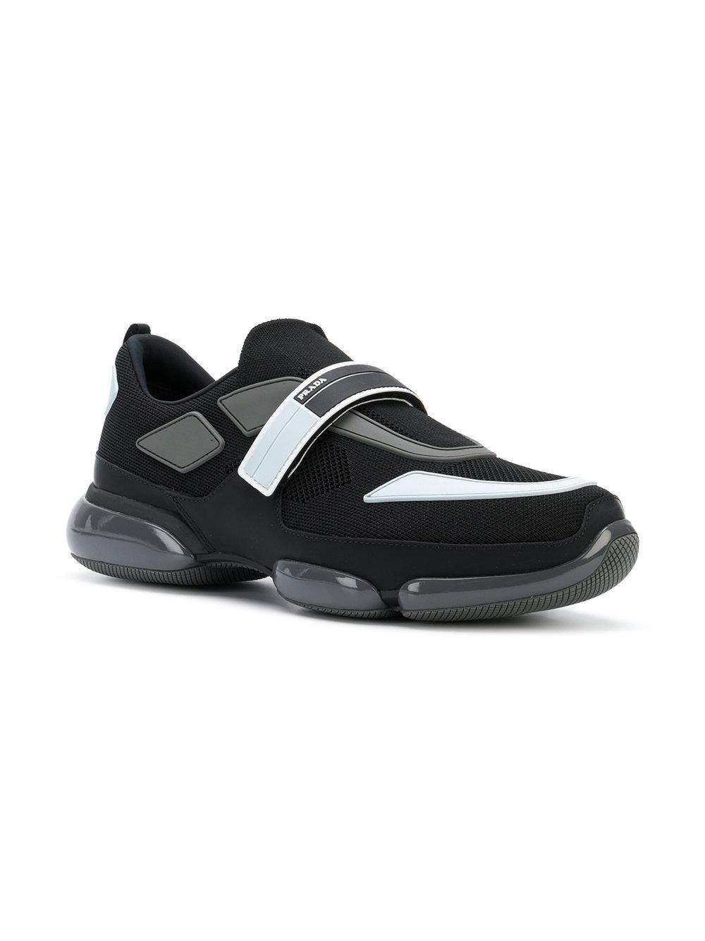 à bas prix officiel meilleur prix Men's Black Cloudbust Sneakers