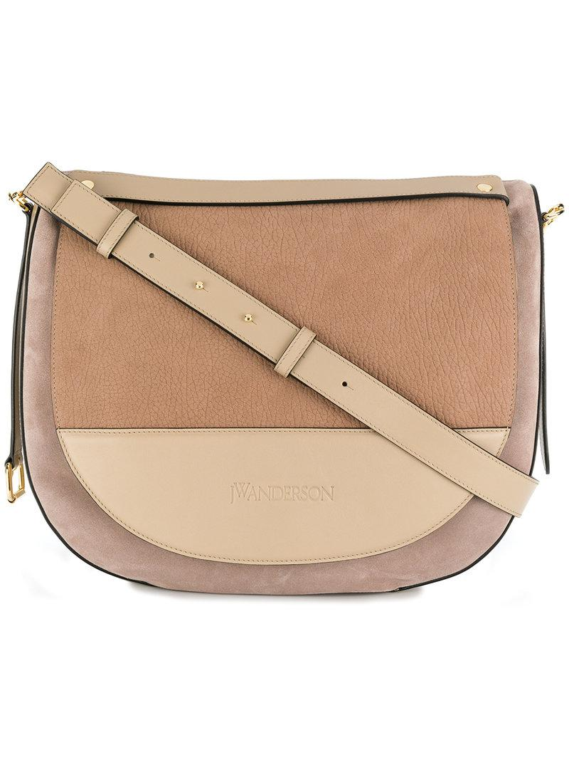 J.W. Anderson Brandy Moon Bag in Natural - Lyst 115f36ad7d949