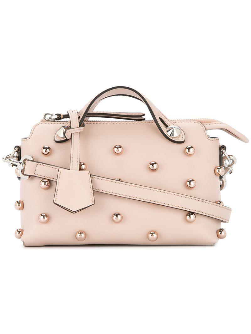 69c06bf7be37 Fendi By The Way Bag in Pink - Lyst