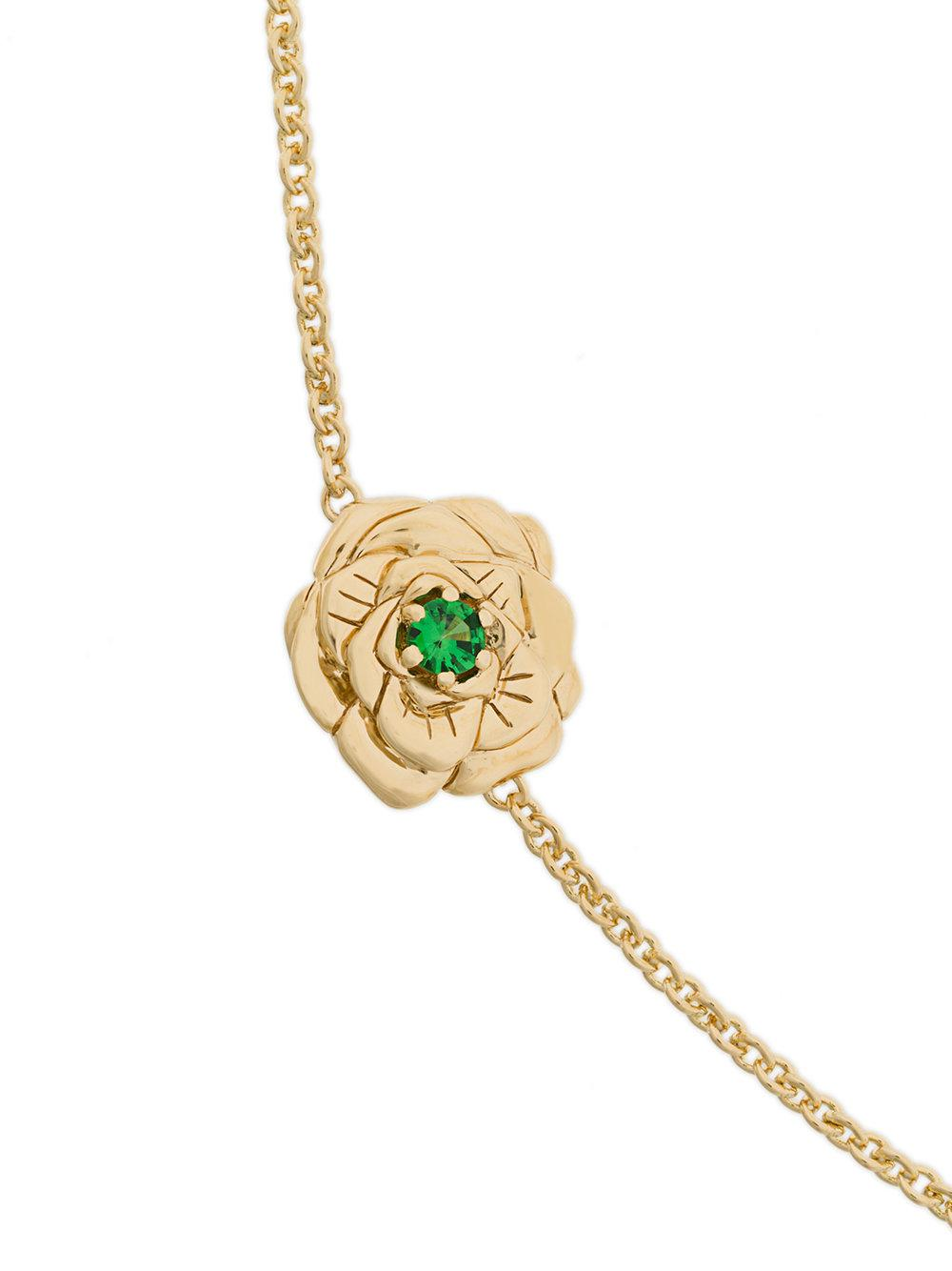 Aurélie Bidermann 18kt yellow gold Bouquet bracelet - Metallic aooEiTJEH