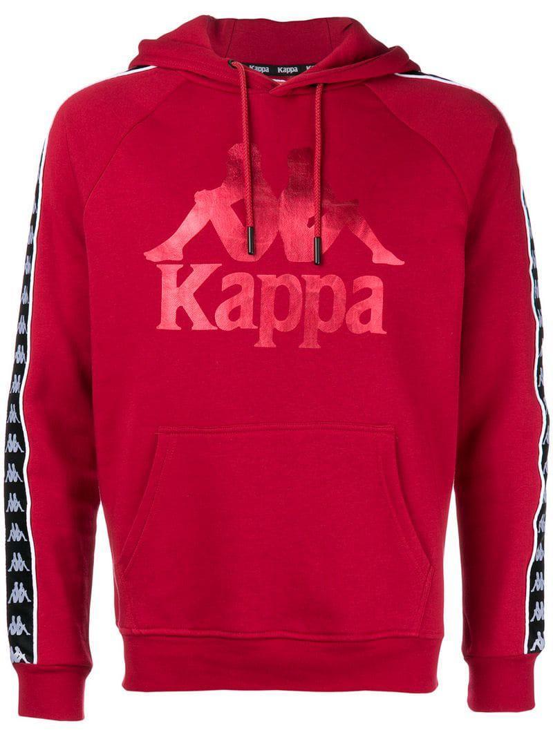 Kappa Con Lateral Panel Sudadera De Hombre Capucha Lyst TUqXSX
