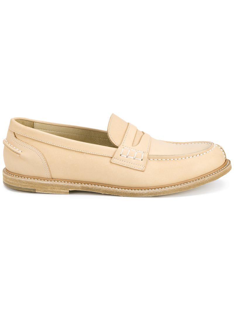 5856d2b6700 Hender Scheme Penny Loafers for Men - Lyst