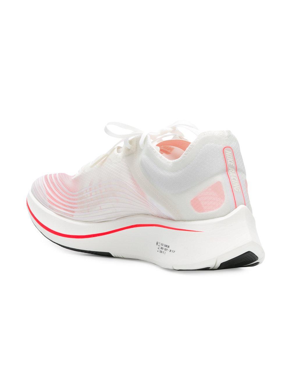 cdb07c8310022 Nike - White Zoom Fly Sp - Lyst. View fullscreen