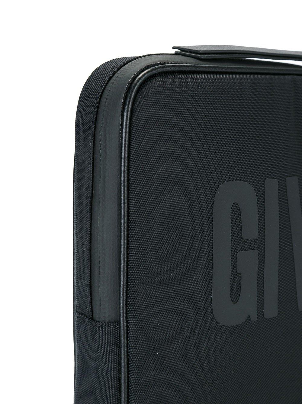 Logo Givenchy Documents Homme Noir Porte En À Coloris Pour Lyst xqRtac