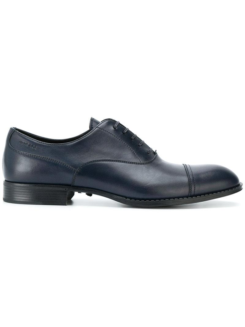 outlet manchester great sale buy cheap best store to get Versace classic derby shoes very cheap cheap online l9hLy