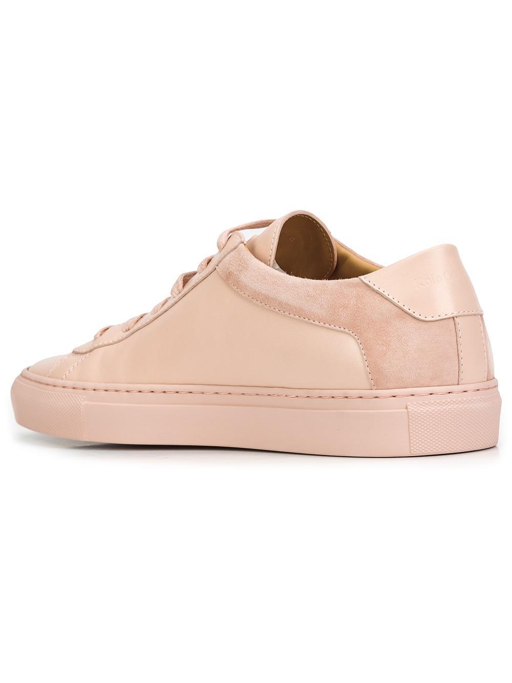 Lyst Sneakers In Fiore' 'capri Pink Koio TqrHvwTRB