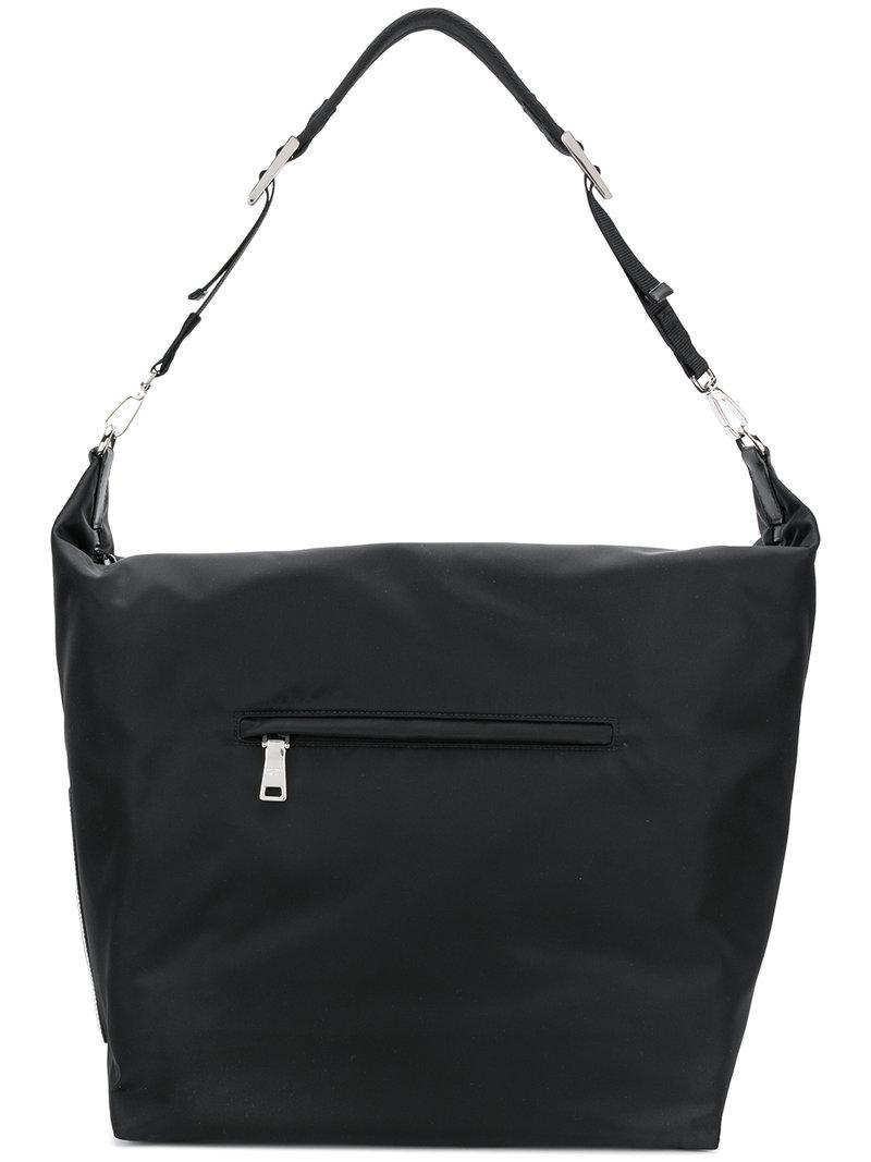 Lyst - Prada Large Tote in Black for Men - Save 24% 32e5fe163c6f6