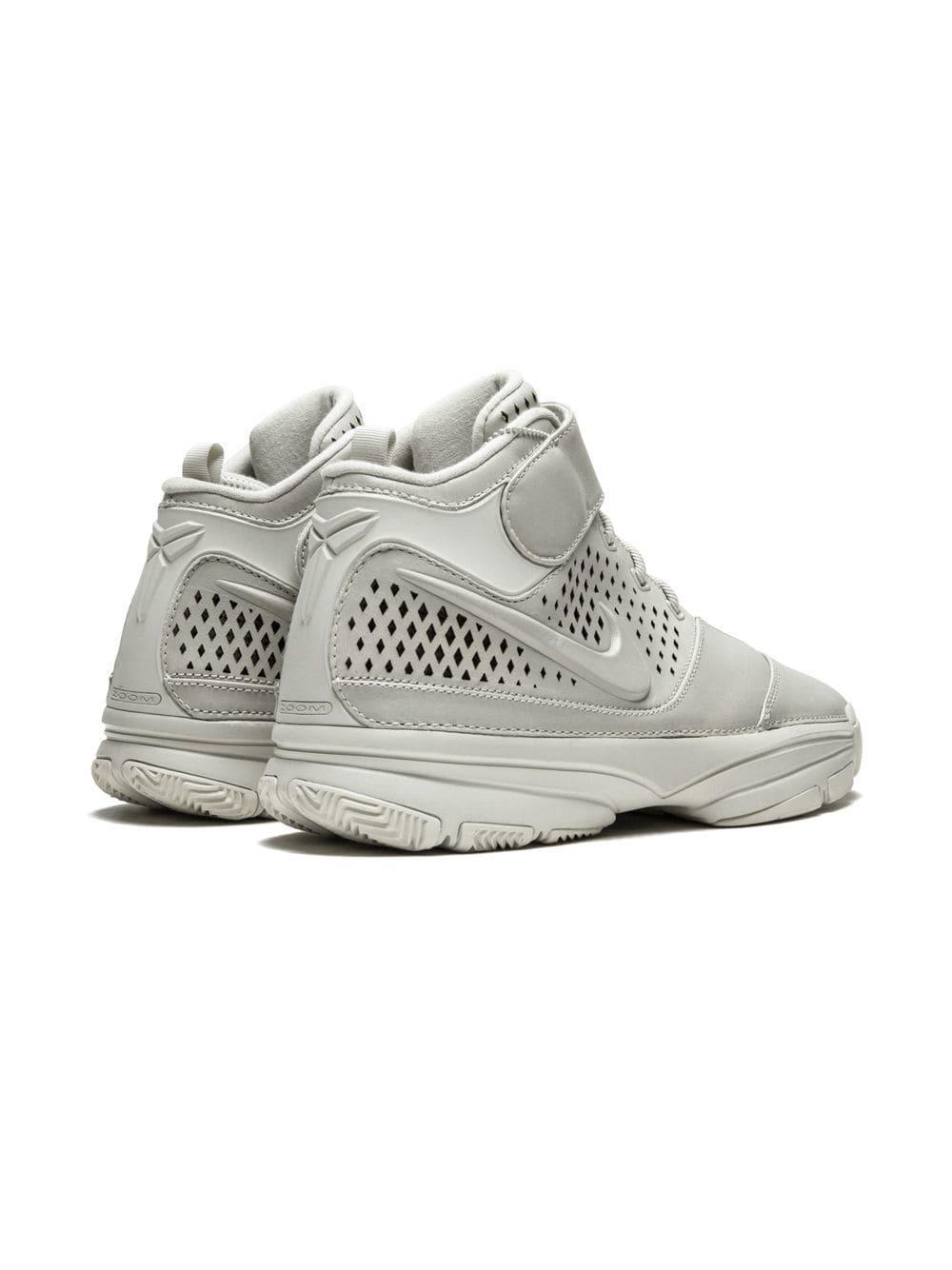 1fb4384b444a Lyst - Nike Zoom Kobe 2 Ftb Sneakers in Gray for Men