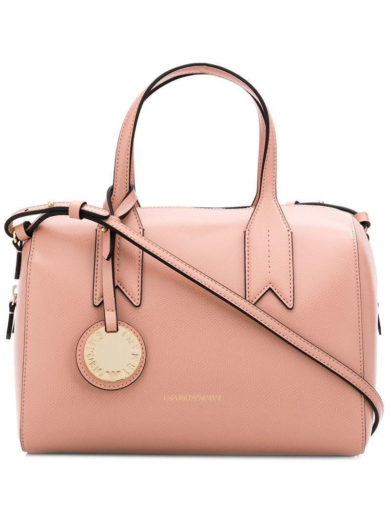 a743a2184a Emporio Armani. Women s Logo Tote Bag