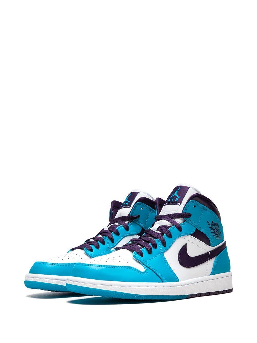 2ba097c405af13 Nike - Blue Air 1 Sneakers for Men - Lyst. View fullscreen