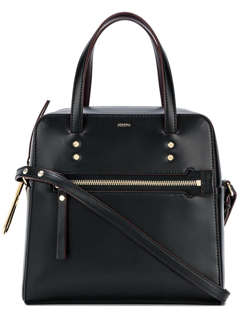 Lyst - JOSEPH Ryder Tote in Black bfd6cc33eb40a