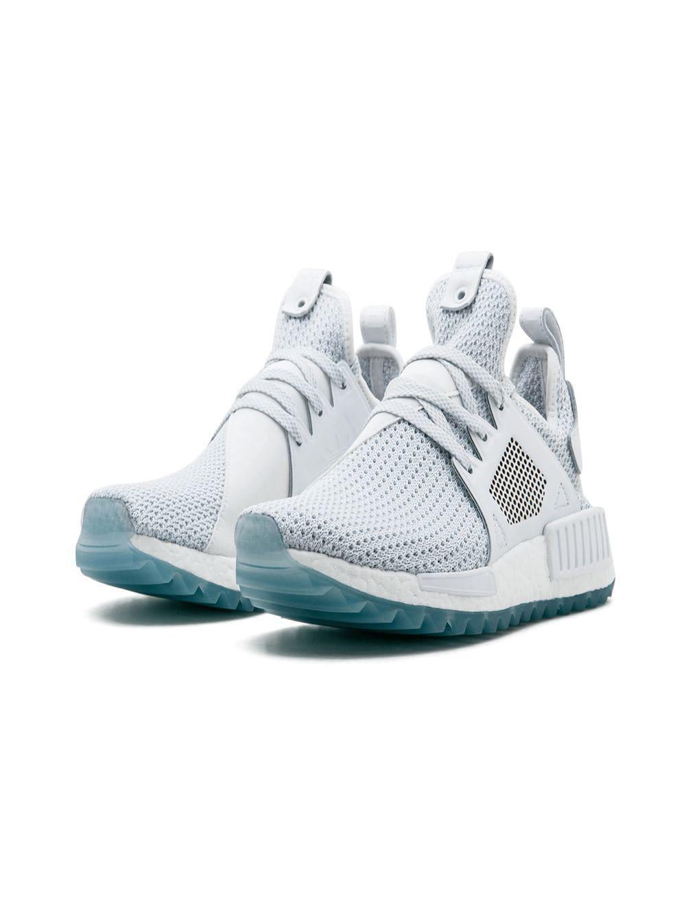 0bf73aa8e5db2 adidas Nmd xr1 Tr Titolo Sneakers in White for Men - Lyst