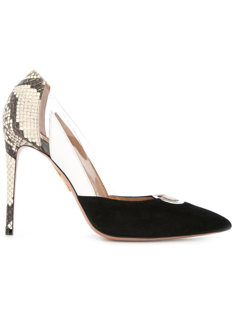 46eacd069cce Gallery. Previously sold at  Farfetch · Women s Aquazzura ...