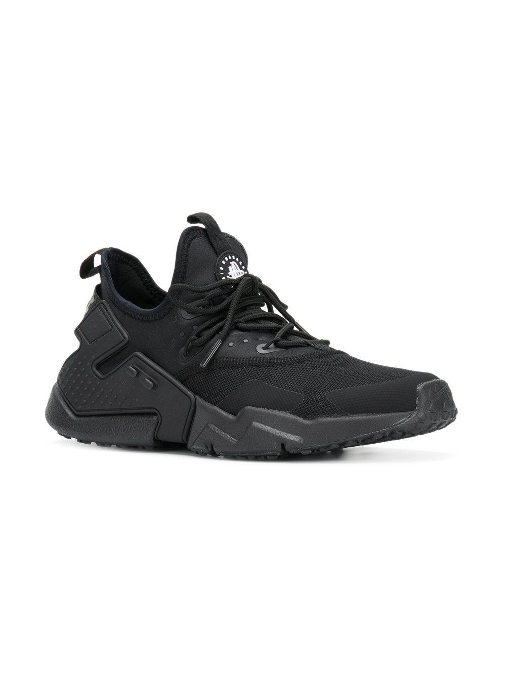 29b4f1f56b5 Lyst - Nike Air Huarache Drift Sneakers in Black for Men