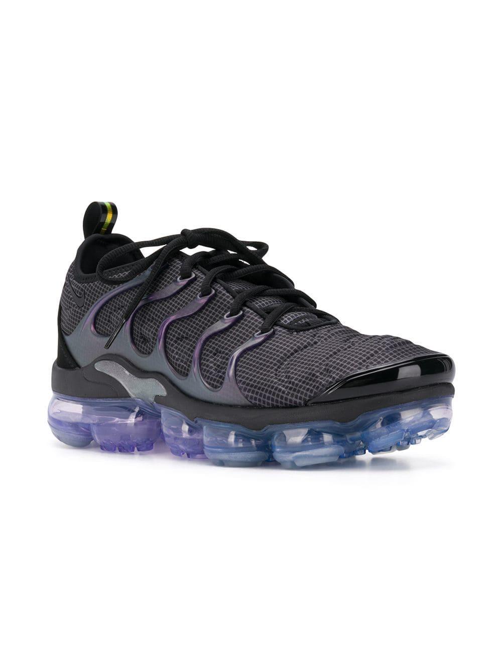 c9fc49e259c1b Lyst - Nike Air Vapormax Plus Sneakers in Black for Men