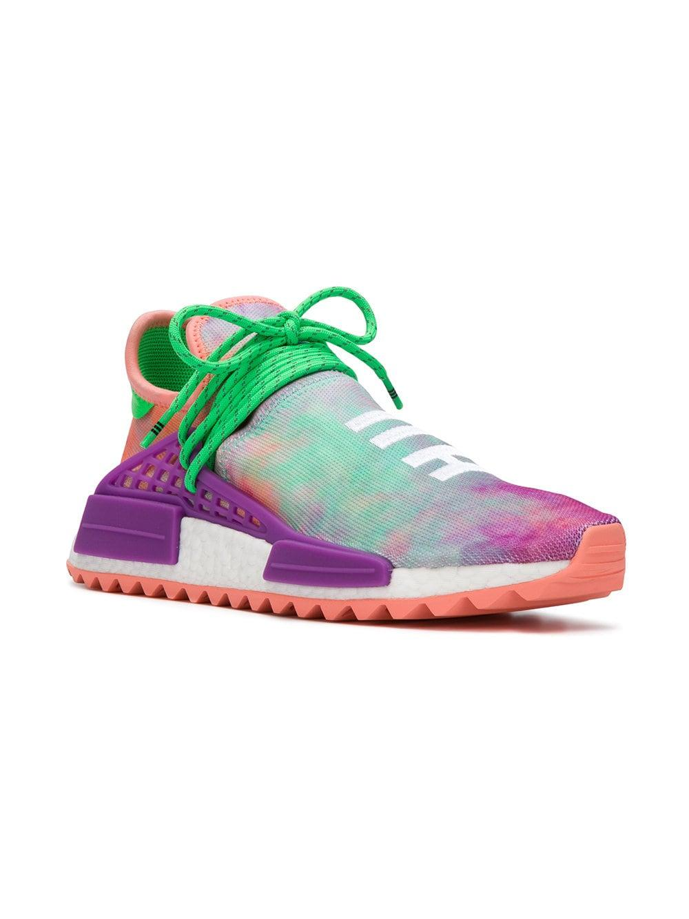 4e98157b1d7c2 Lyst - adidas Tie-dye Holi Hu Nmd Sneakers for Men