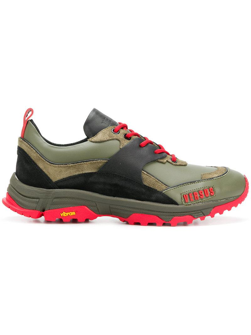 Versus panelled sneakers best prices get authentic cheap online from china cheap price buy cheap price buy cheap cheapest price BYRpEAsbY