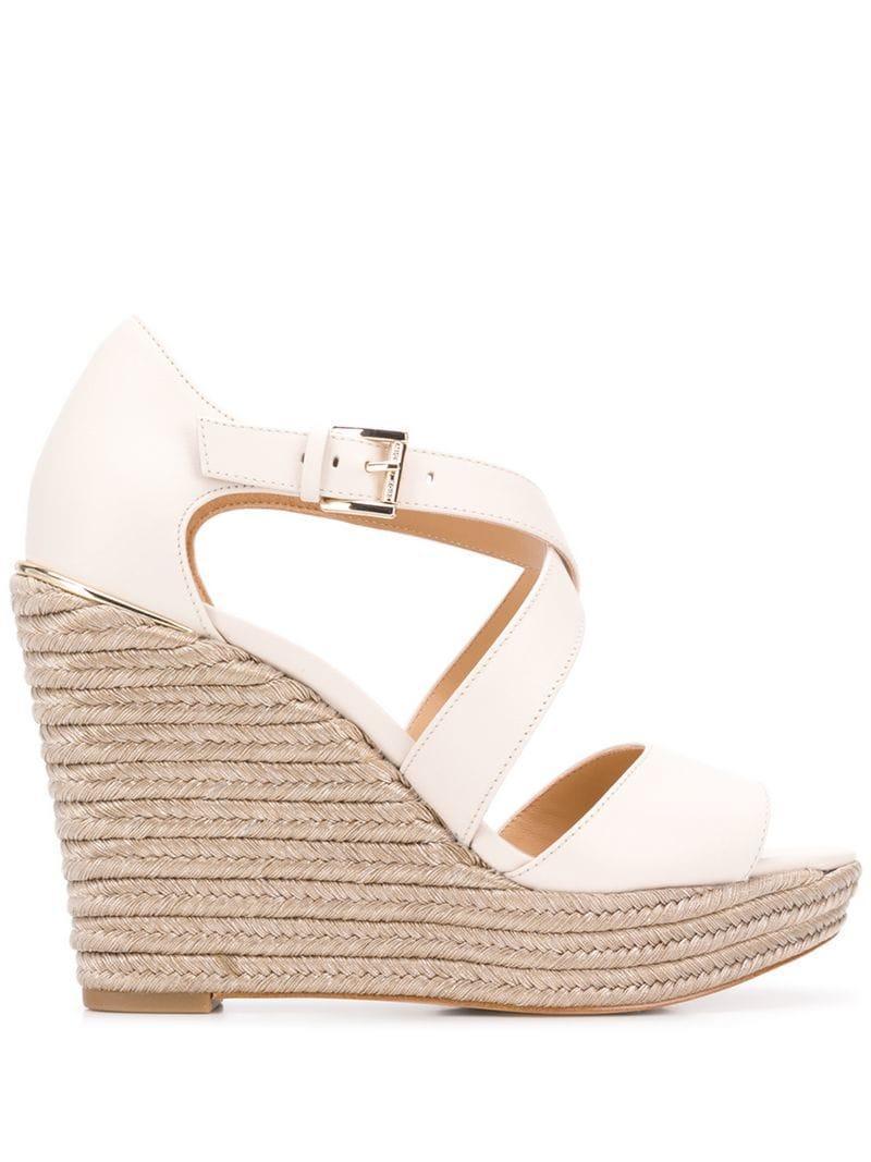 f67483a5f5e MICHAEL Michael Kors. Women s Wedge Sandals