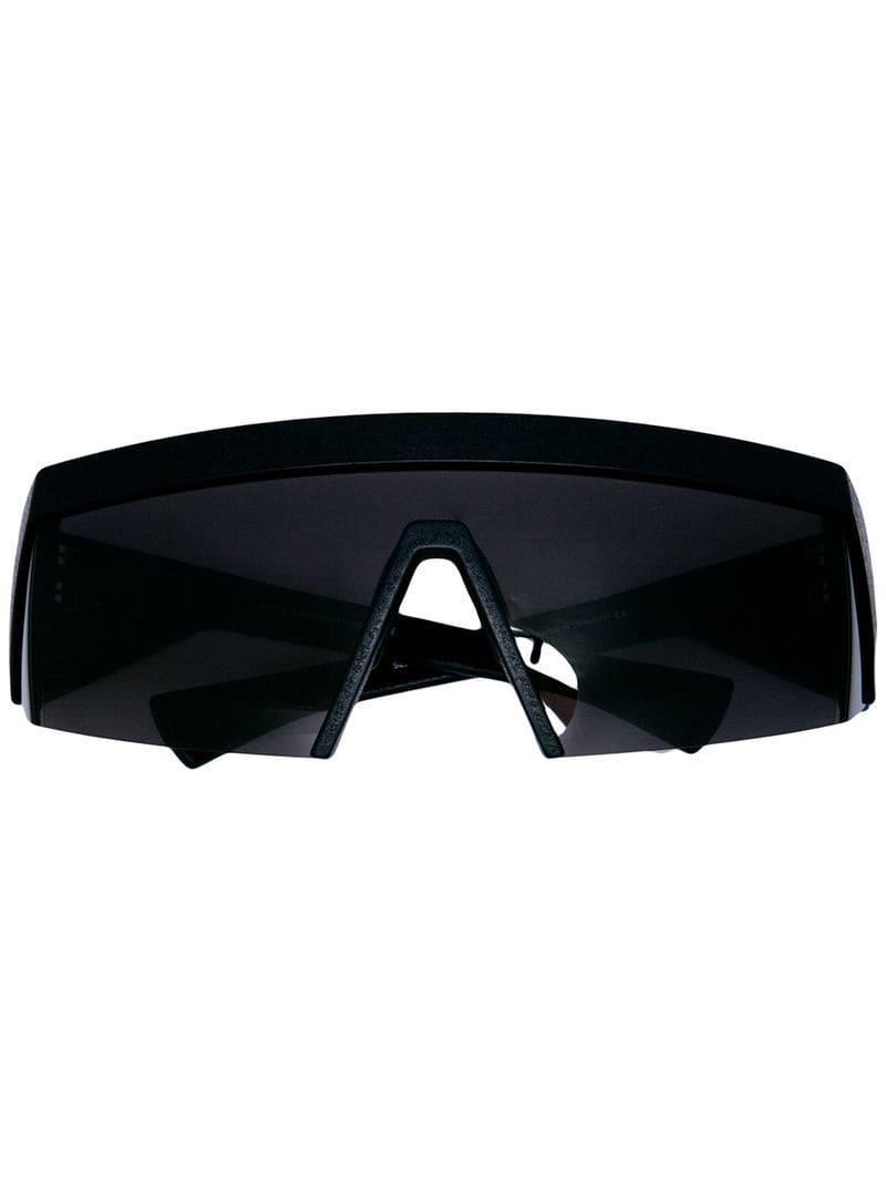 28ea641ed3 Mykita - Black Gafas de sol con visera for Men - Lyst. Ver en pantalla  completa