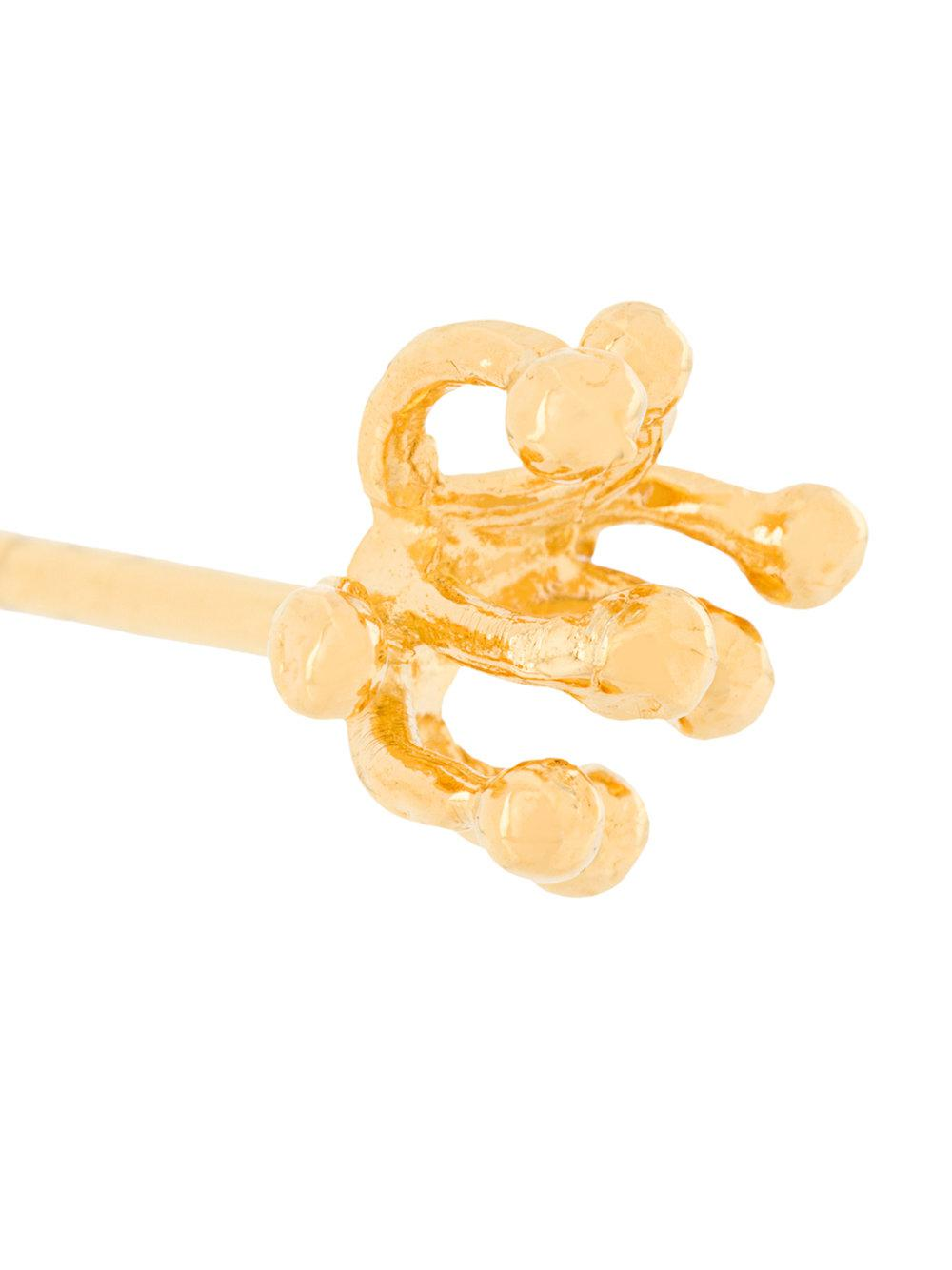 Wouters & Hendrix My Favourite cluster stud earrings - Metallic uj5eXBeMPC