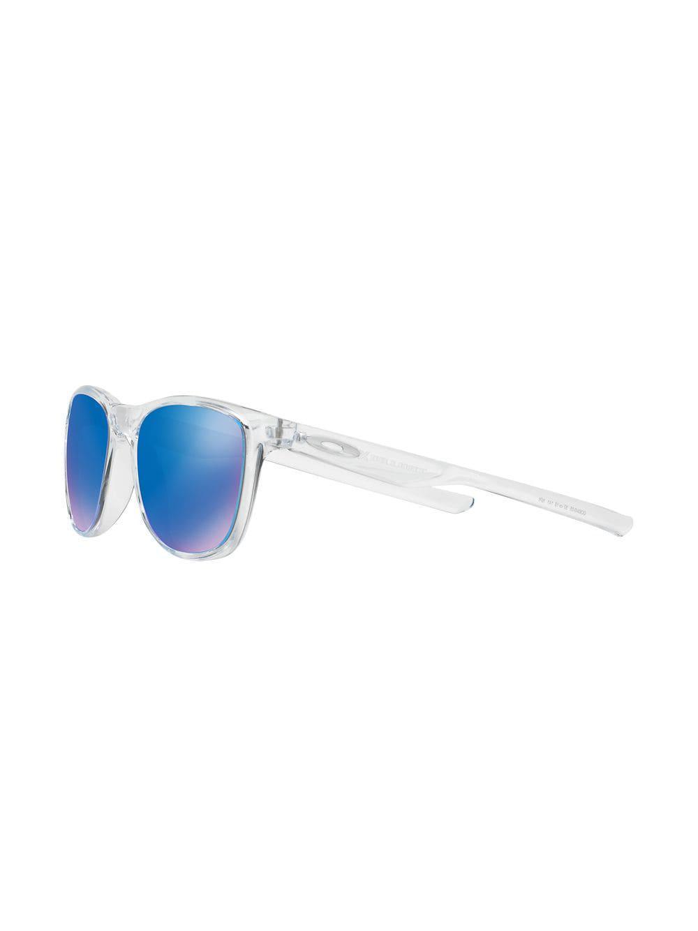 f269a8a708 Oakley Oo9340 in Blue for Men - Lyst