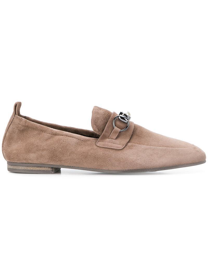 Kennel&Schmenger pearl embellished loafers - Blue farfetch neri Pelle Envío Libre Disfrutar 1EOye