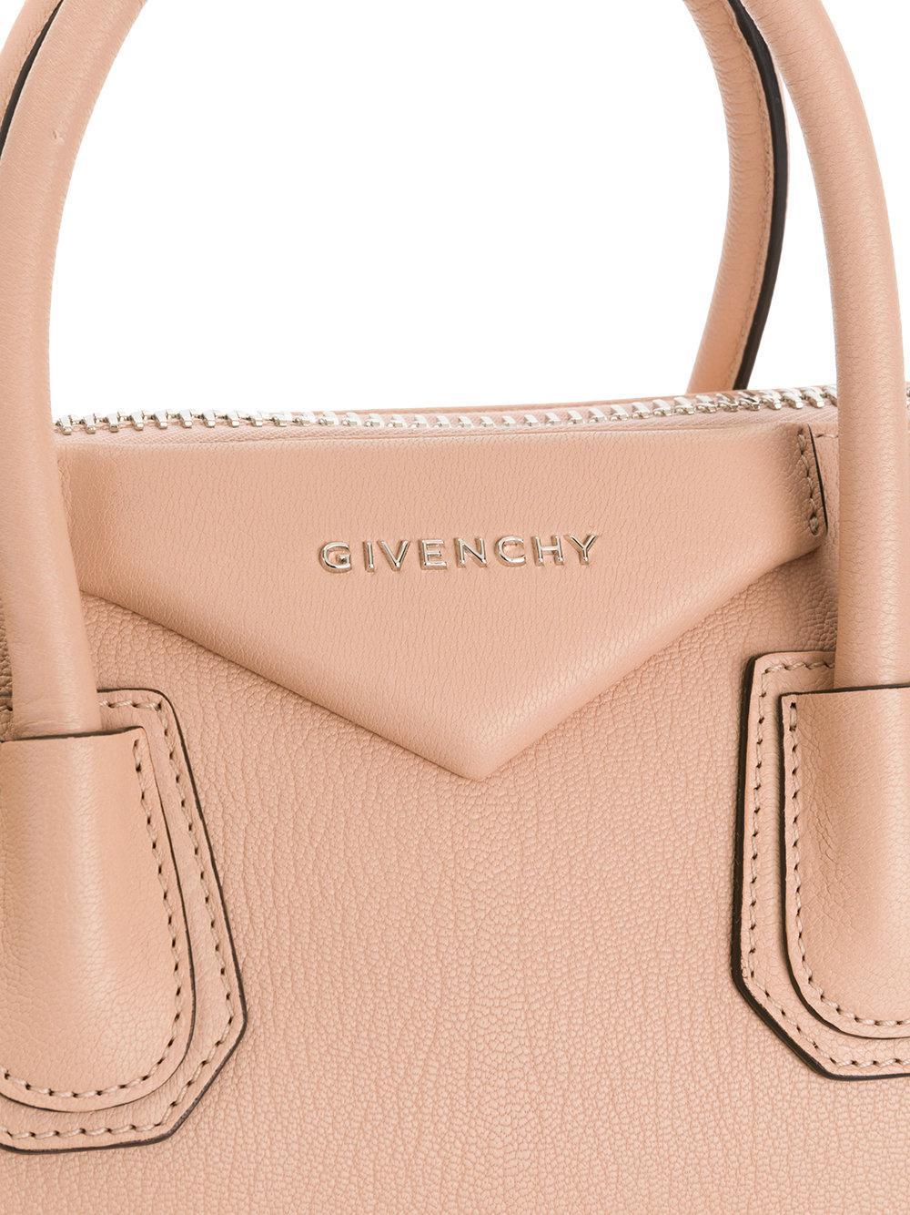 Givenchy - Natural Antigona Bag - Lyst. View fullscreen bed0baf13d