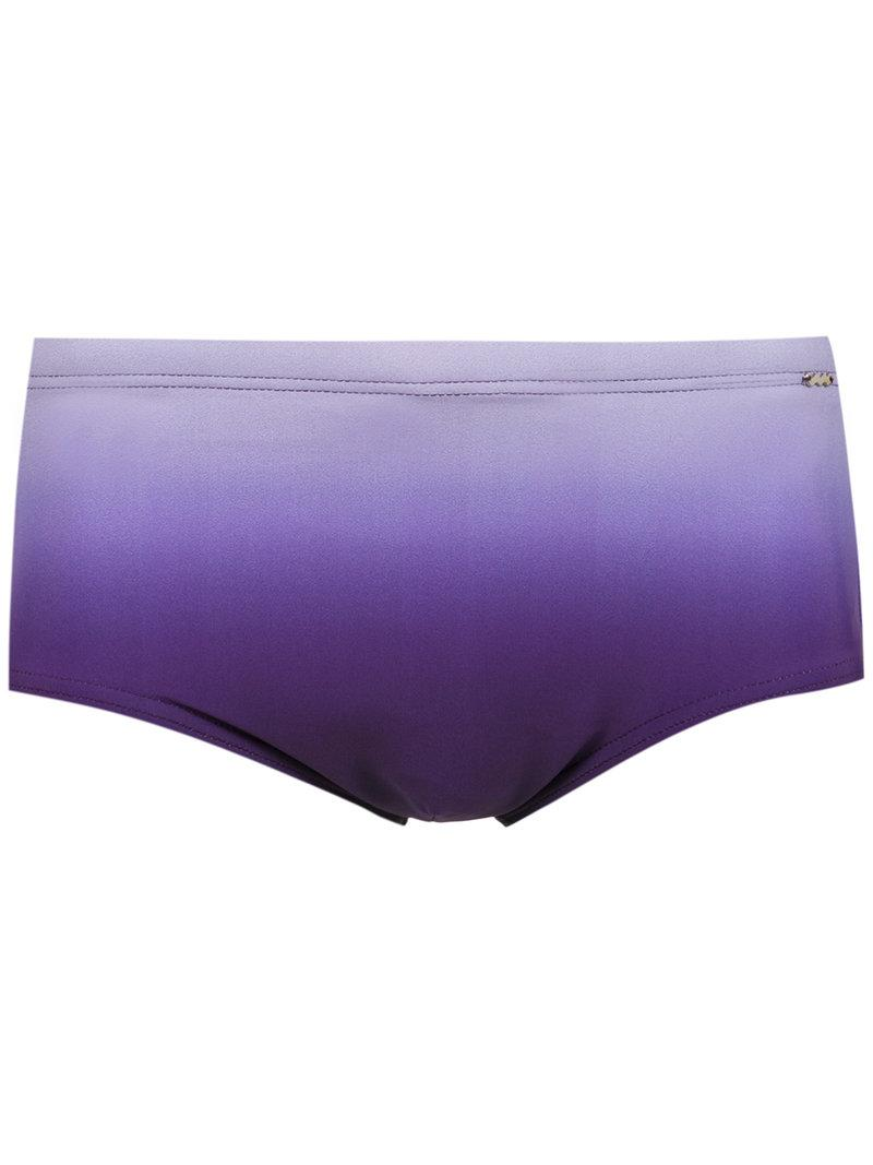 Tie Dye swimming trunk - Pink & Purple Amir Slama Cheap Price Wholesale Clearance Buy Buy Cheap With Paypal iWyC5p8g