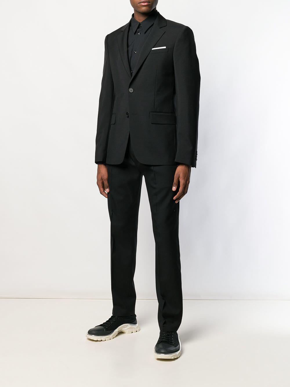248e7da8845 Givenchy - Black Рубашка С Длинными Рукавами for Men - Lyst. На весь экран