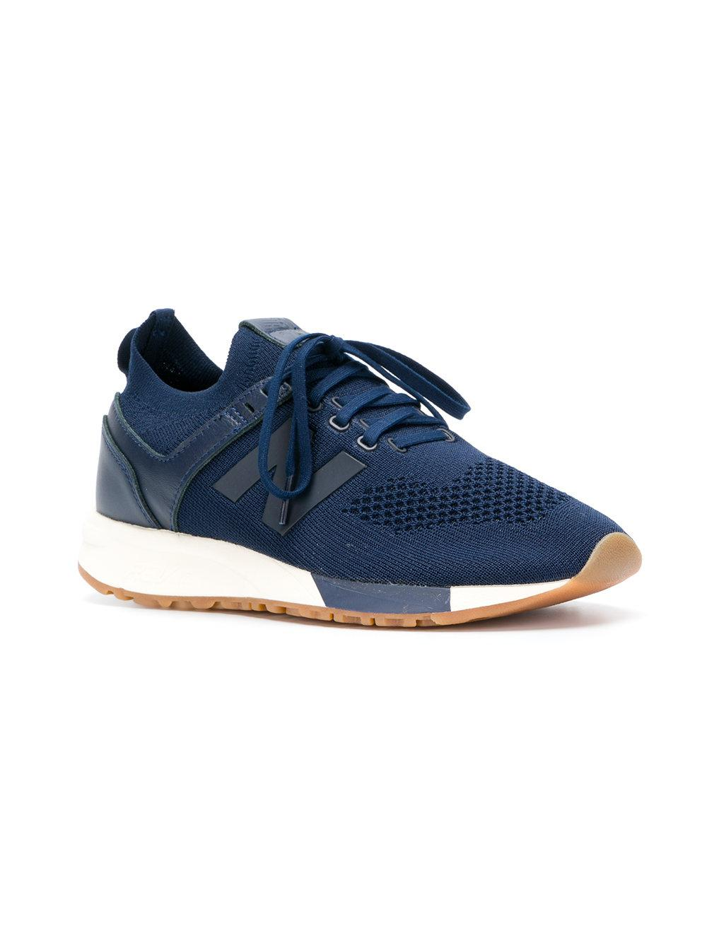 247 panelled sneakers - Blue New Balance 8DSN7F72Ss