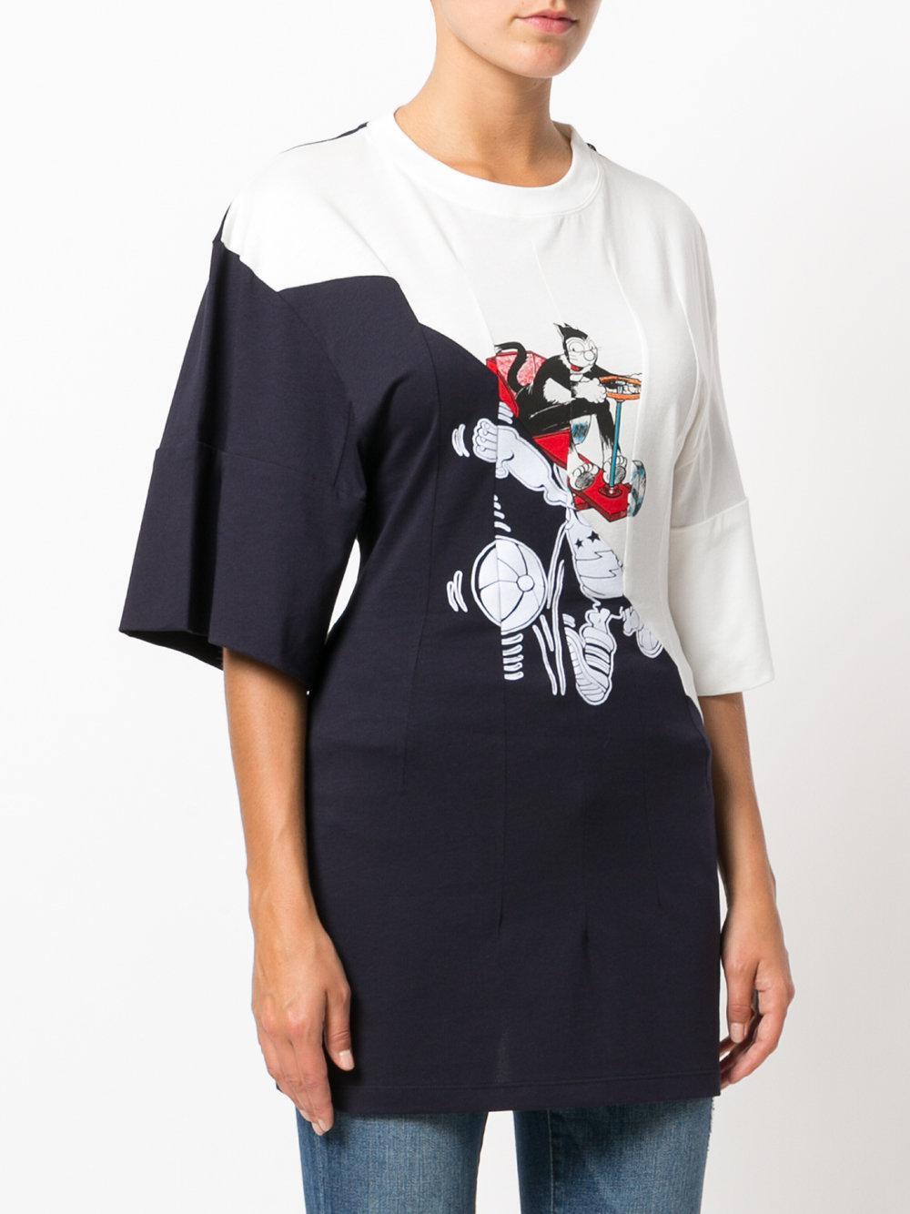 Vente Pas Cher Confortable Stella McCartney Korky the Cat T-shirt Réduction Ebay Nouveau Pas Cher Emplacements De Magasin De Sortie WrXmnKcA