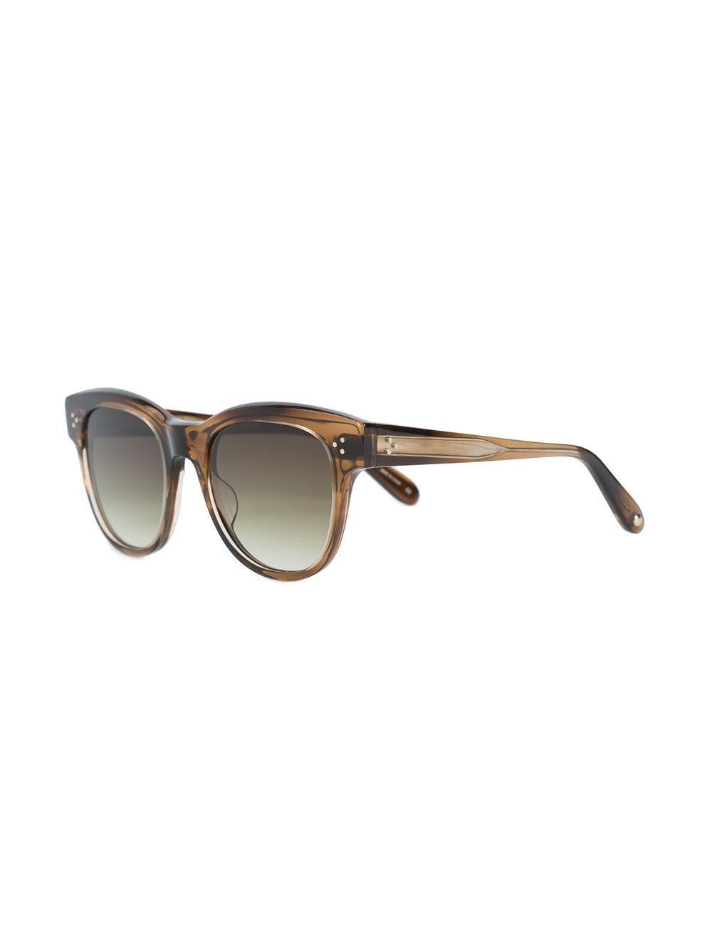 Garrett Leight GLCO x Ulla Johnson Agatha sunglasses Clearance Release Dates Discount Best Sale Free Shipping Shop For Pay With Visa Buy Cheap Extremely 9T7HvB1Y