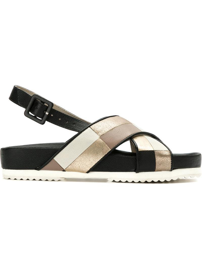 discount top quality outlet cheap Mara Mac slingback flatform sandals dXwTf5zlpY